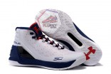 under armour curry 3.0 white navy blue red cheap new mens shoes_4